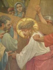 kruiswegstatie(detail)